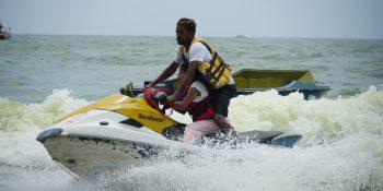 Jet Ski Ride in Goa - Advance