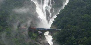 Dudhsagar Waterfall Tour