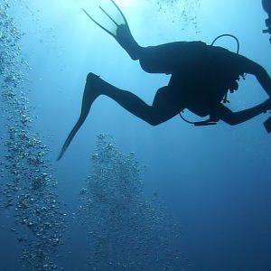 Scuba Diving in Goa Baga Beach